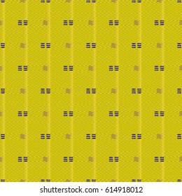 Textured striped vintage jeans denim linen fabric background. Seamless pattern. Patchwork of denim fabric.