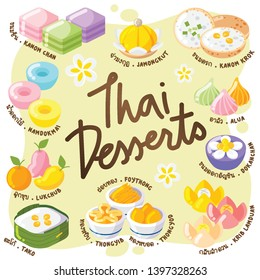Thai Desserts you should try