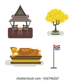 Thai element.