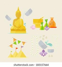Thai New Year celebration/Songkran Festival