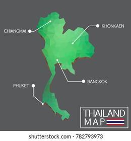 Khon Kaen Thailand Stock Vectors Images Vector Art Shutterstock