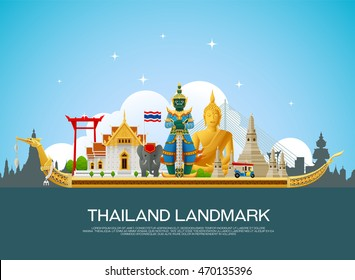 thailand landmark and travel place.temple