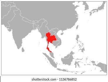 Indonesia Thailand Map.Indonesia Thai Images Stock Photos Vectors Shutterstock