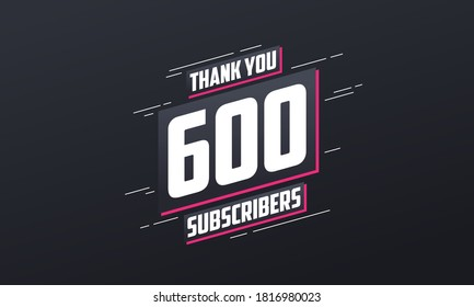 Thank you 600 subscribers 600 subscribers celebration.