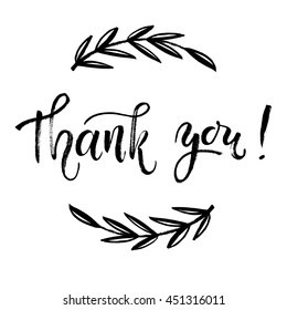 image about Printable Thank You Cards Black and White identify Thank Yourself Bouquets Pictures, Inventory Illustrations or photos Vectors Shutterstock