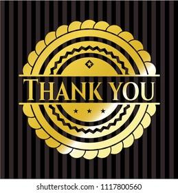 Thank you shiny badge