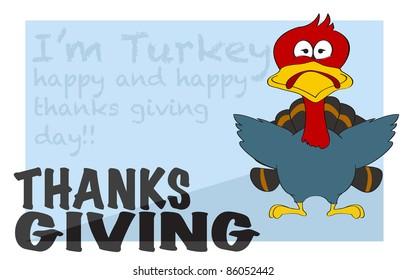 thanks giving turkey nineteen
