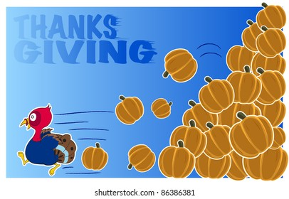 thanks giving turkey twenty four