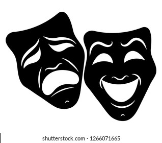 drama masks images, stock photos \u0026 vectors shutterstock Too Much Drama