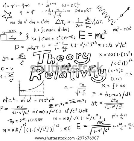 Theory of relativity and