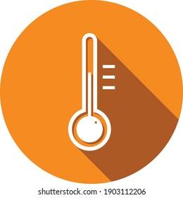 Thermometer icon vector illustration design.