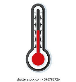 Thermometer Illustration