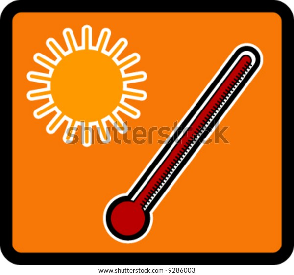 Thermometer & Sun