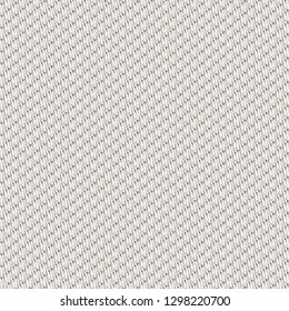 Thick striped canvas texture. Coarse fabric background. Vector illustration.
