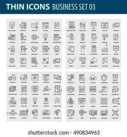 Thin line flat colorful icons pack for web design, user interface, mobile, computer infographic and other projects. Monoline elements big pack.