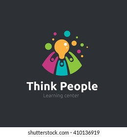 Think People logo template