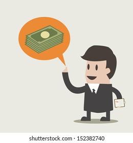 Think success money