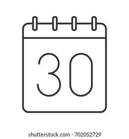 Calendar Days Icon.Day Calendar Images Stock Photos Vectors Shutterstock