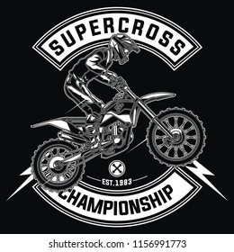 """This """"Retro Bike Design"""" are perfect for using on shirt design, poster and other creative applications."""