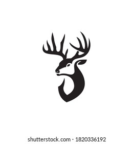 this is a deer logo for your business