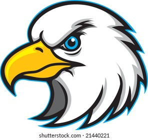 eagle mascot images stock photos vectors shutterstock rh shutterstock com eagle school mascot clipart Eagle Mascot Logo