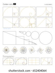 this files include the six sacred geometries , six icons inspired from the sacred geometries and 4 grids for photographers use include ( rule of third , Phi grid )