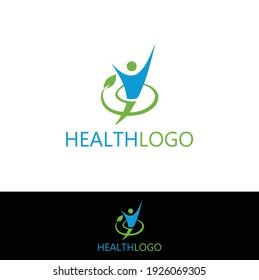 This is health logo design.