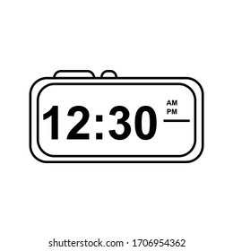 This Icon Concept For Oclock Timer