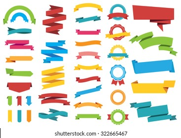 This image is a vector file representing Labels Stickers Banners Tags Banners vector design collection./Labels Stickers Banners Tags Banners/Labels Stickers Banners Tags Banners