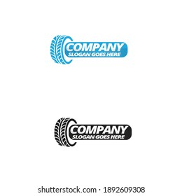 This logo is designed for tire store. You can easily edite the name and use it for your business.