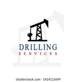 This logo is made for companies or businesses engaged in the drilling industry. But it can also be used in various other creative businesses as needed.