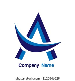 This logo is suitable for a simple business and does not require anything elaborate but elegant