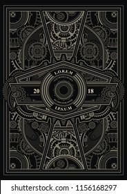 "This ""Steampunk poster template"" are perfect for using on shirt design, poster, CD/DVD cover, skate desk and other creative applications."