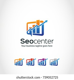 This is a seo logo used for many purposes.