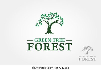 This is a tree logo, it's good for symbolize of grow, human care, ecological, environment, protection, association, and others.