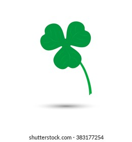 three leaf clover vector icon 260nw