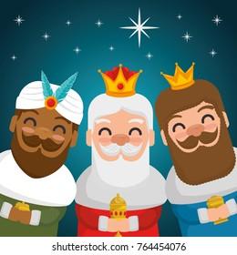 Imagenes Sobre Reyes Magos.Vectores Imagenes Y Arte Vectorial De Stock Sobre Reyes