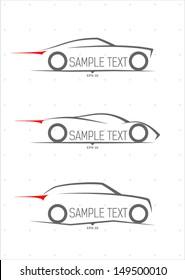 three simple cars