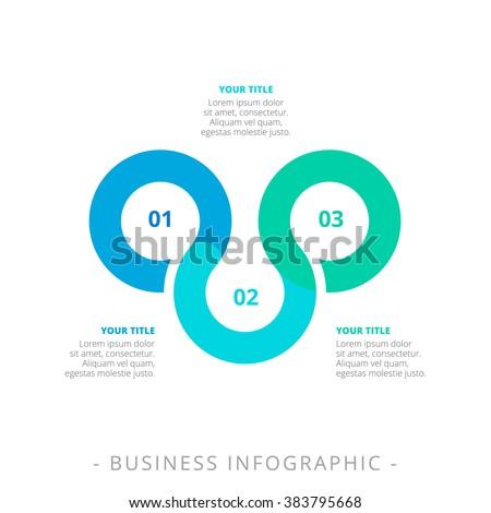 three step process chart template のベクター画像素材 ロイヤリティ