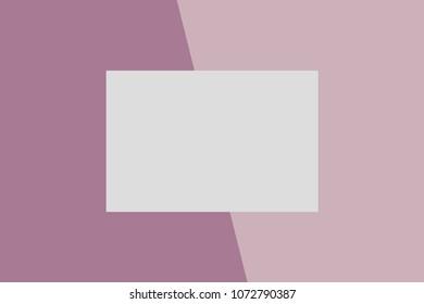 Three violet color background.