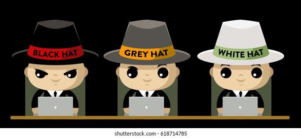 Vectores Imágenes Y Arte Vectorial De Stock Sobre White Hat