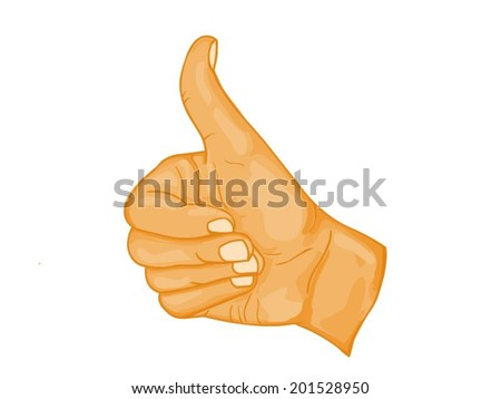 thums stock vector royalty free 201528950 shutterstock