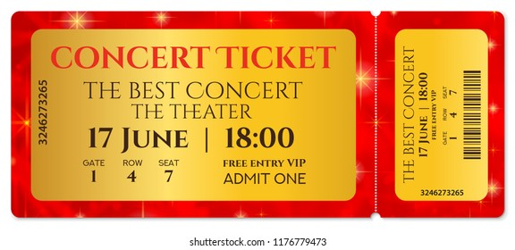 fake movie tickets images stock photos vectors shutterstock