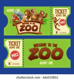 ticket zoo