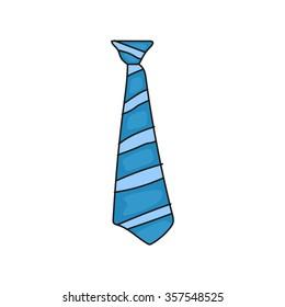 tie cartoon