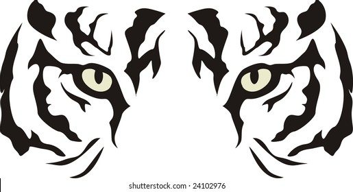 Tiger Eyes Images Stock Photos Vectors