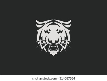 tiger head mark