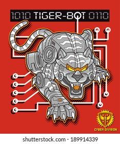 Tiger robot