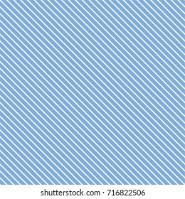 Tile blue and white stripes vector pattern