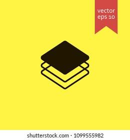 tile. tile icon. sign design. Vector EPS 10.